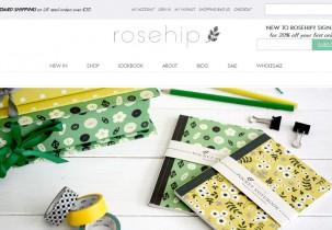 Rosehip Cards